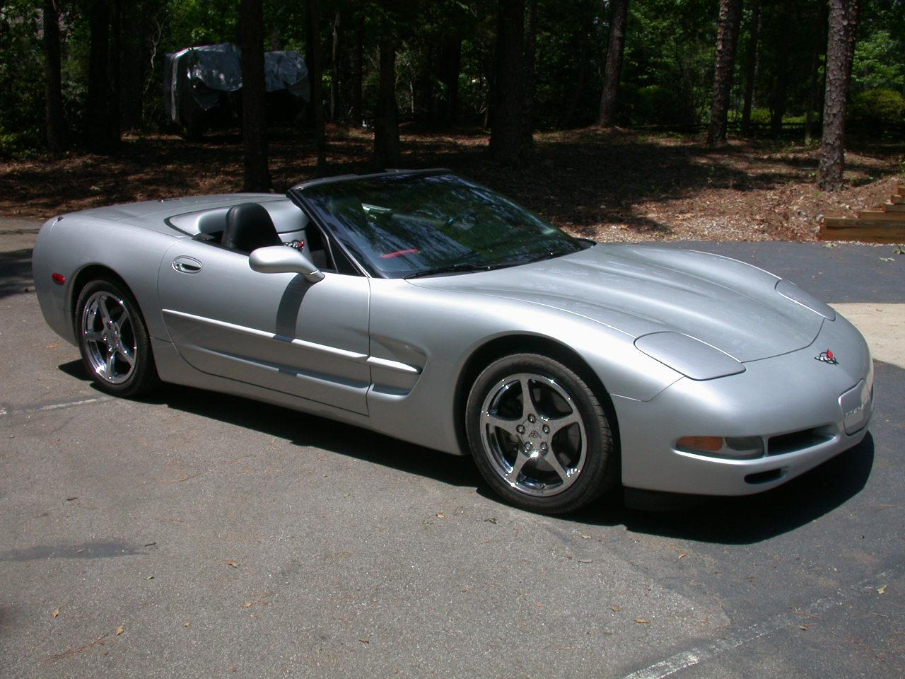 for sale by slim 1999 chevrolet corvette convertible. Black Bedroom Furniture Sets. Home Design Ideas