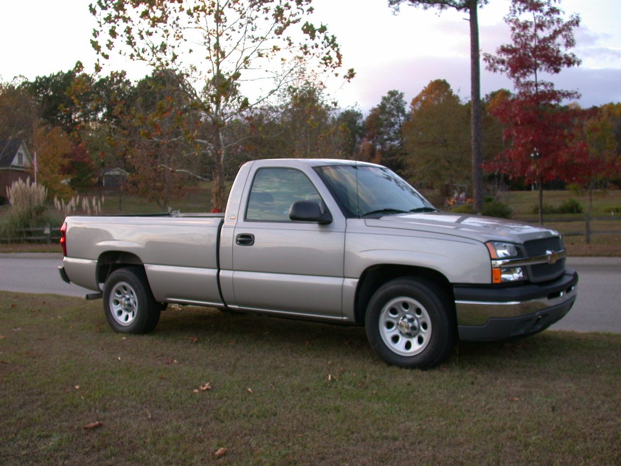 2005 Chevy Silverado For Sale >> For Sale By Slim 2005 Chevrolet Silverado Regular Cab 2wd