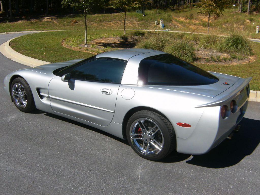 1998 Chevrolet Corvette Forsalebyslim Com
